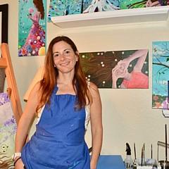 Cindy Silva - Artist
