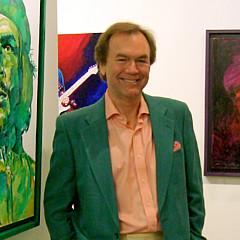 David Lloyd Glover - Artist
