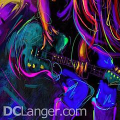 DC Langer - Artist
