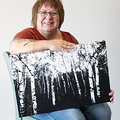 Denise LeBleu - Artist