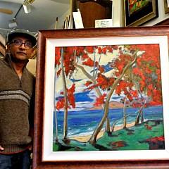 Dilip Sheth - Artist