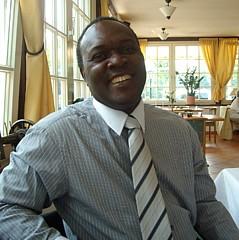 Edward Kofi Louis - Artist