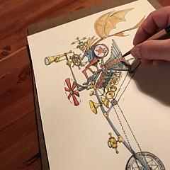 Eric Haines - Artist