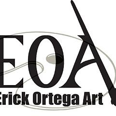Erick Ortega - Artist