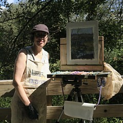Evelyn M  Breit - Artist