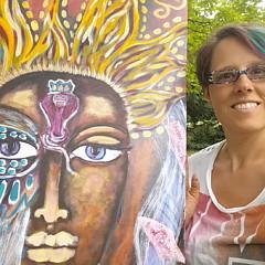 Evelyne Verret - Artist