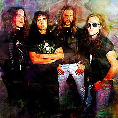 Metallica Art - Artist