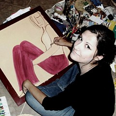Fareeha Khawaja - Artist