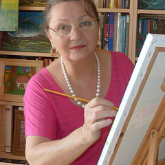 Anna Folkartanna Maciejewska-Dyba - Artist