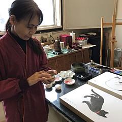 Fumiyo Yoshikawa - Artist