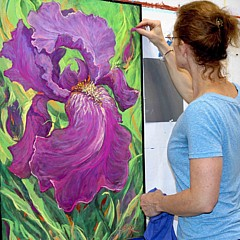 Gayle Mangan Kassal - Artist