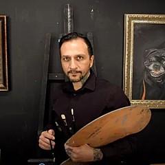 Giuseppe Mammano - Artist