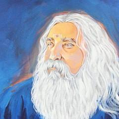 Guruji Aruneshvar Paris Art Curator Katrin Suter - Artist