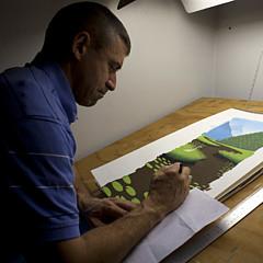 Guy Radcliffe - Artist