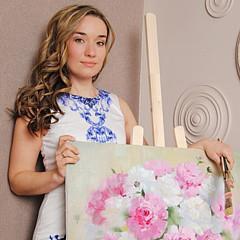 Helen Kishkurno - Artist