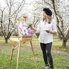 Hilda Vandergriff - Artist