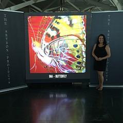Art Ina PAM Gallery - Artist