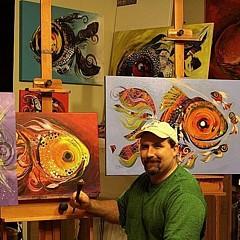 J Vincent Scarpace - Artist