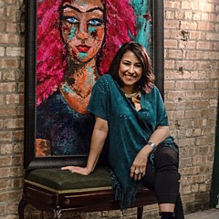 Janice Aponte - Artist