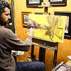Jeff Troupe - Artist