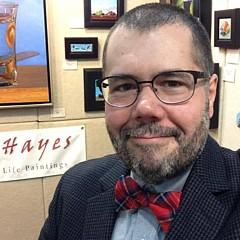 Jeffrey Hayes - Artist