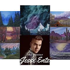 Jesse Entz - Artist