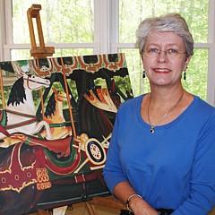 Jill Ciccone Pike - Artist