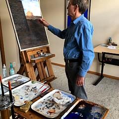 Jimmy Magouirk - Artist
