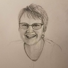Joan Cyr - Artist