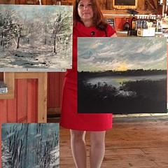 Joanna Deritis - Artist