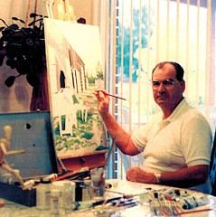 John C Liboiron - Artist