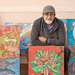 Jose Luis Olivares - Artist