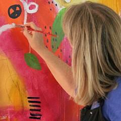 Judy Jacobs - Artist