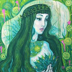 Julia Khoroshikh - Artist