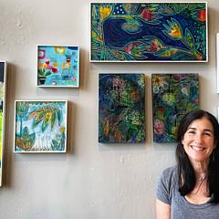 Julia Malakoff - Artist