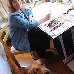 Julie Schroeder - Artist