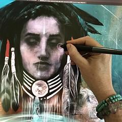 Karen Elsworth-Extradimensional - Artist