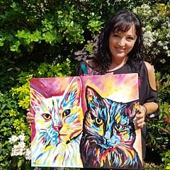 Karen Huwen - Artist