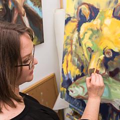 Katherine Potter - Artist