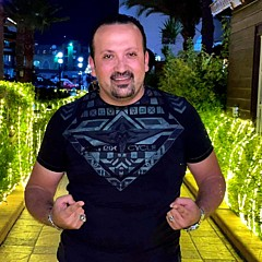 Khaled Elsharkwy - Artist