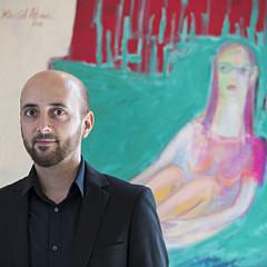 Khalid Alaani - Artist