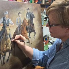 Kim Lockman - Artist