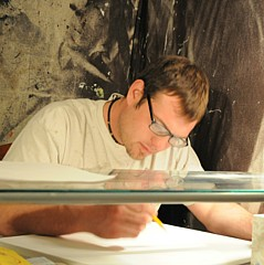 Kris Abreu - Artist