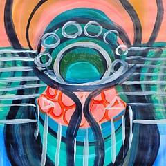 Lacey Gregg-Mehojah - Artist