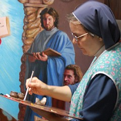 Sister Laura McGowan - Artist