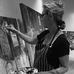 Lesley Oldaker - Artist