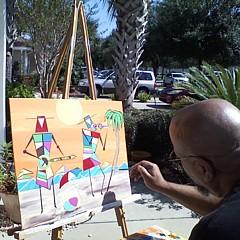 Lew Griffin - Artist