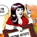 Lezley Davidson - Artist