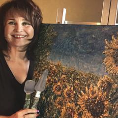 Linda Donlin - Artist