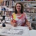 Linda Marcille - Artist